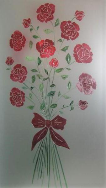 mini Mazzo-rose