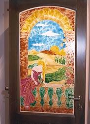 porta paesaggio